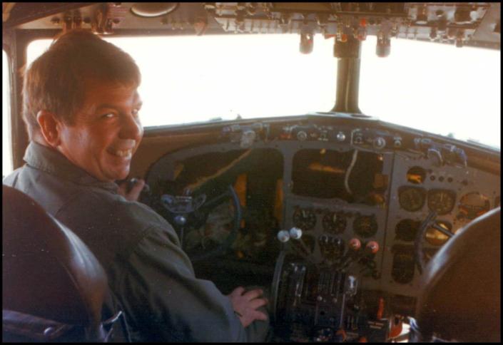 Chris Hayne DC-3 Pilot 1977 -79