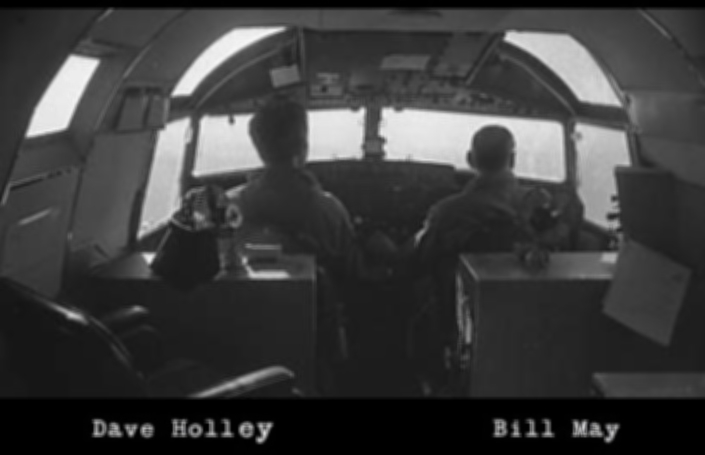 Fat Cat Airlines 1977 Pilots David Holley and Bill Mey